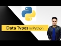 python tutorials for beginners in hindi - 5 - data types in python