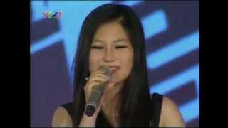 I Will Always Love You cover by Huong Tram - The Voice Vietnam