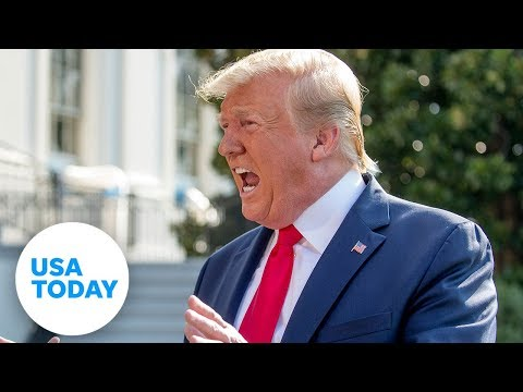 President Trump speaks at the White House beforevisitingDayton and El Paso | USA TODAY
