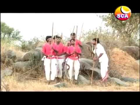 Punnapu vennela alalo---Telugu Folk song...Anthadpula Nagaraju.