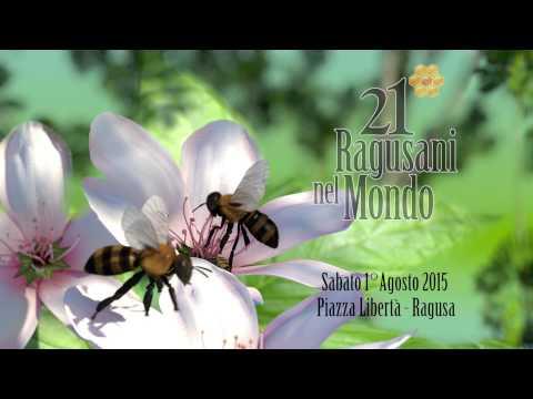 Premio Ragusani nel Mondo 2015 - lo spot