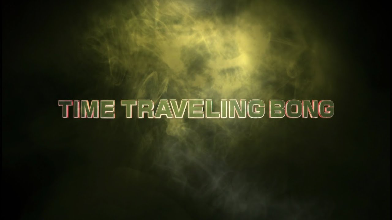 Download Time Traveling Bong (TV series) / Title sequence