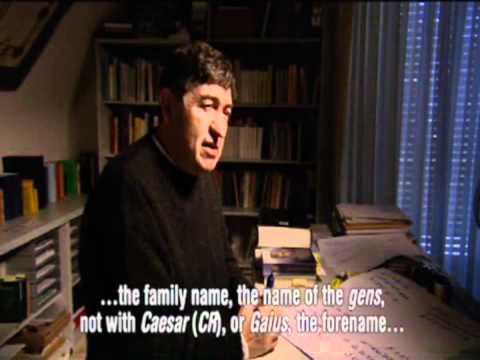 Jesus Christus =  Julius Caesar ??? (2/2)