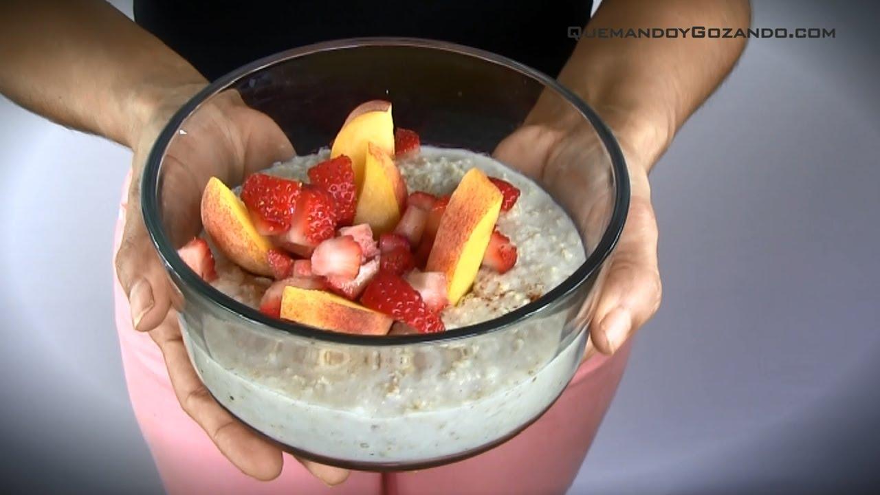 Recetas f ciles y saludables para desayunos adelgazantes - Comida sana y facil para adelgazar ...