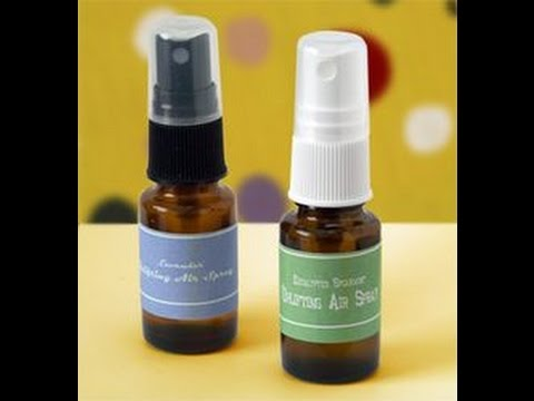 Flash Tip Friday: How to Reuse Your Essential Oil Bottles