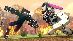 Annoying Villagers 47 Trailer - Minecraft Animation