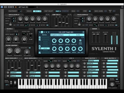 Noisecrux 65 sylenth patches | free vst's.