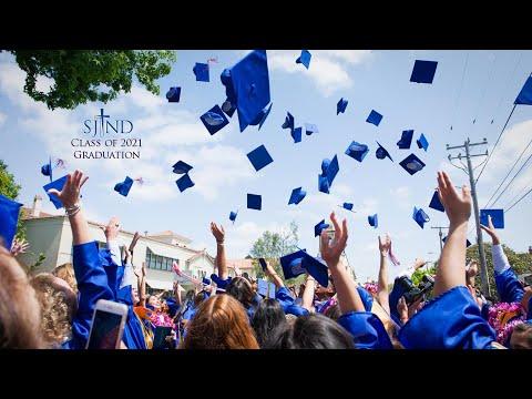 Saint Joseph Notre Dame High School 2021 Commencement Ceremony