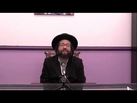ר' יואל ראטה - דרשה פאר פרויען, שלום - ג' קדושים תשע''ט - R' Yoel Roth
