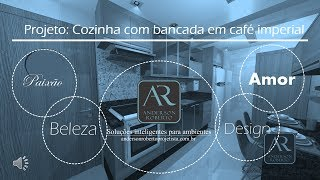 Video Cozinha com bancada em granito café imperial download MP3, 3GP, MP4, WEBM, AVI, FLV Juli 2018