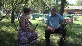 Интервью о технологии пчеловождения с Ермолаевым Анатольем Николаевичем