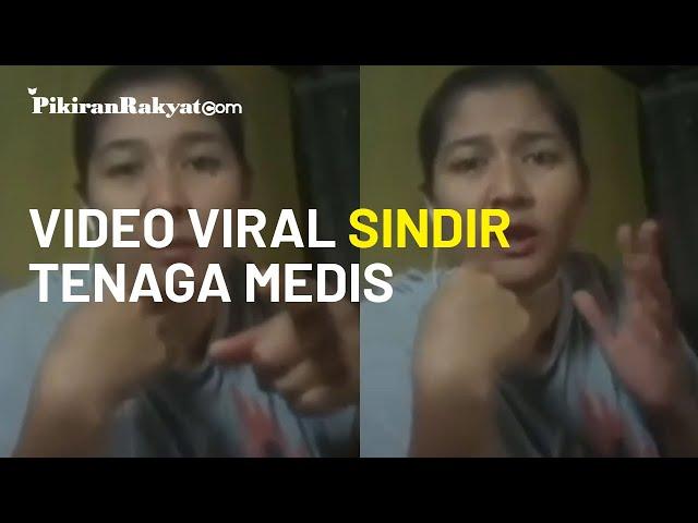 Polisi Dalami Video Viral Sindir Dokter dan Tenaga Medis