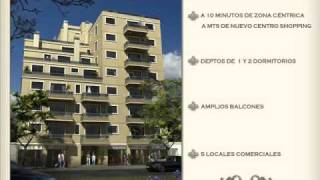 EDIFICIO TAMARINDO - Departamentos en Barrio Alberdi - Córdoba