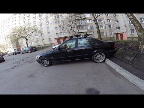 Поставил колеса на машину: BMW 32 стиль R17 215/50