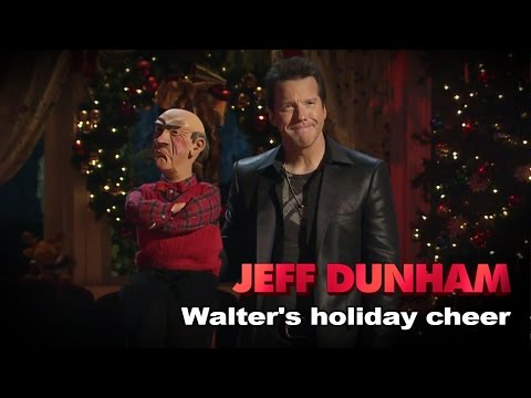 """Walter's holiday cheer"" | Jeff Dunham's Very Special Christmas Special | JEFF DUNHAM"