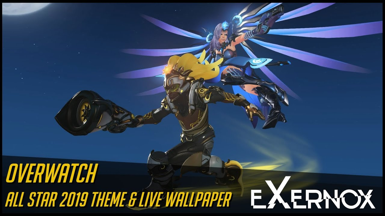 Overwatch All Star 2019 Theme And Live Wallpaper