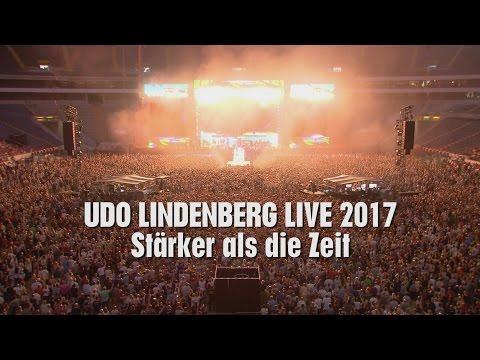 """Udo Lindenberg LIVE 2017 - """"Stärker als die Zeit"""""""