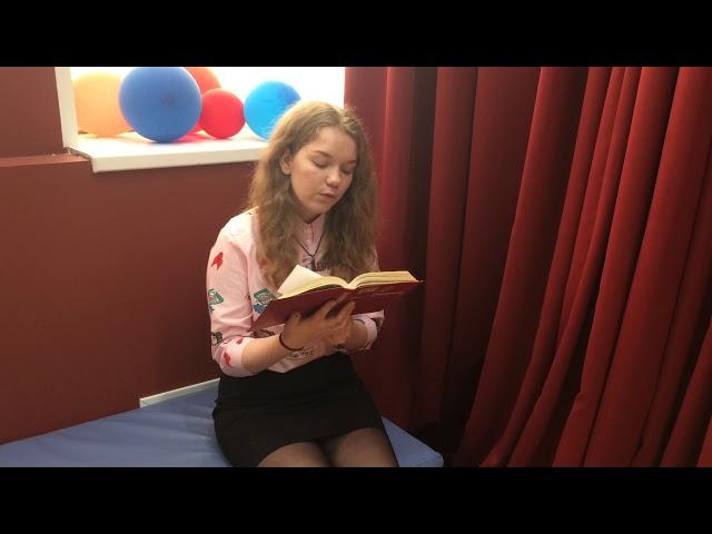 Изображение предпросмотра прочтения – ЕкатеринаПошуруева читает произведение «Молитва» А.И.Солженицына