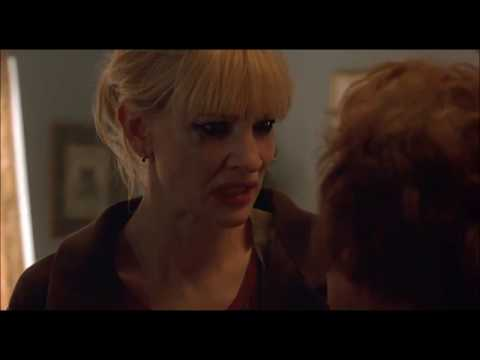 "Cate Blanchett and Judi Dench Confrontation Scene in ""Notes on a Scandal"""