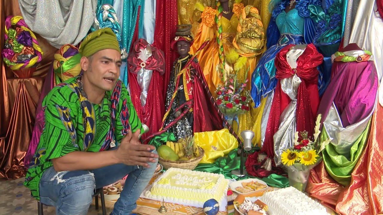 Santeria priest says religion is flourishing with new devotees