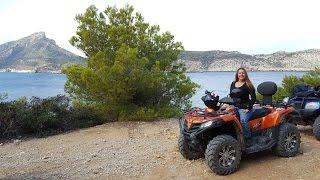 Offroad-Quad-Tour auf Mallorca