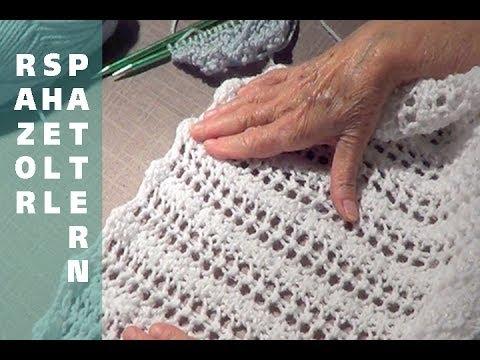 Razor Shell Knitting