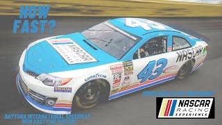 NASCAR Race Car Experience at Daytona International Speedway - Richard Petty Driving Experience.