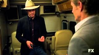 Justified - Raylan vs Wynn Duffy
