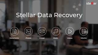 (Official) Stellar Data Recovery Professional for Mac - Recover Lost Data Like a Pro