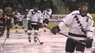North Dakota Boys State Hockey 2008 Highlights