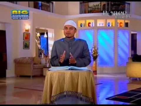 JUMUAH KA DIN BY SHAIKH SANAULLAH MADANI—PEACE TV (URDU)