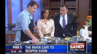 The River Cafe at Good Day New York