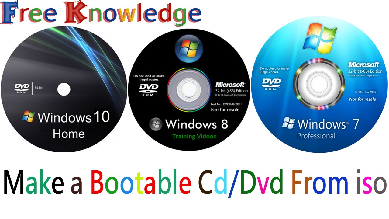 how to make ophcrack bootable cd
