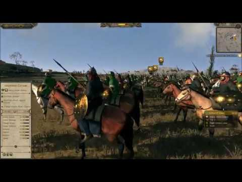 Total war: Attila age of Charlemagne cavalry trap (no commentary) |