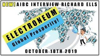 NEW ! Electroneum Interview - AIBC Summit, Malta Blockchain Summit