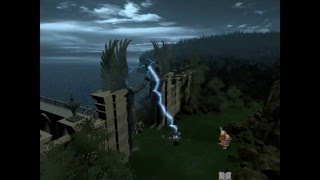Silver pc 1999 infogrames walkthrough HD complet