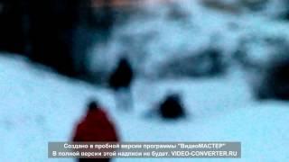 видео уронил телефон в снег