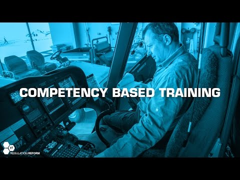 CASA Safety Video - Competency based training
