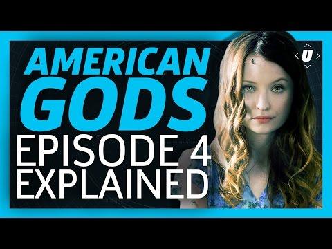 American Gods Episode 4 Breakdown!