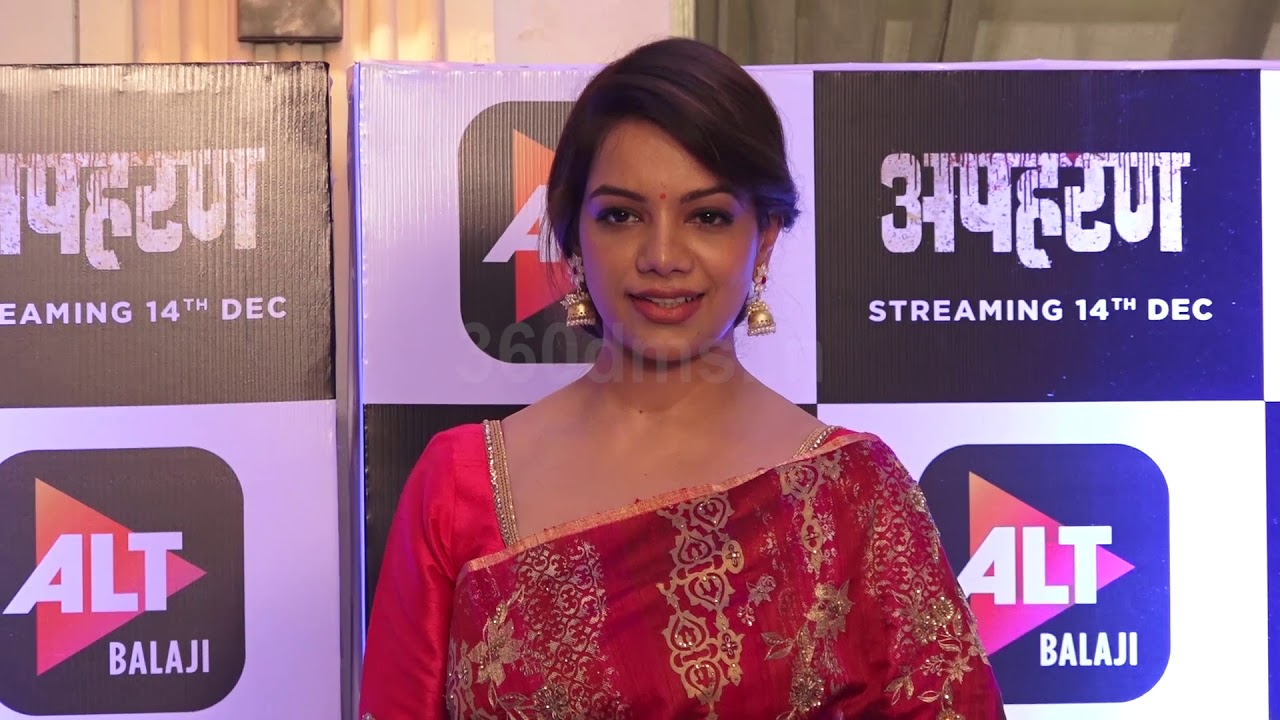 Watch Trailer Launch of Apaharan Web Series With All Cast