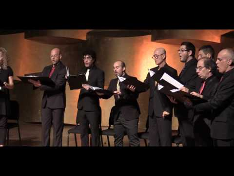 The Israeli Vocal Ensemble Shakespeare concert