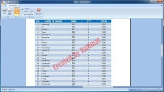 Microsoft excel training | How to add and insert watermarks with transparent text in excel
