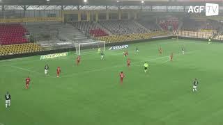 Mål fra FCN vs. AGF (testkamp 19.1 2019)