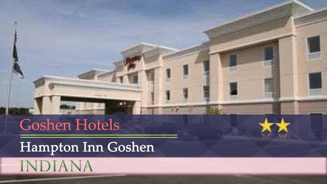 Hampton Inn Goshen Hotels Indiana