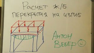 BC: Монолитное перекрытие. Расчет на изгиб(Показан расчет железобетонных прямоугольных элементов на действие изгибающего момента в соответствии..., 2015-02-27T11:19:38.000Z)