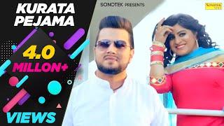 Sapna Chaudhary - Kurta Pajama | Karan Mirza, Ruchika Jangid | New Haryanvi Song 2018 | SONOTEK