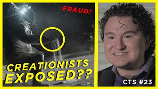 Have Creationists been EXPOSED?: YEC Astronomers MOON DUST FRAUD?....(SHOCK AND HORROR!) | CTS E23