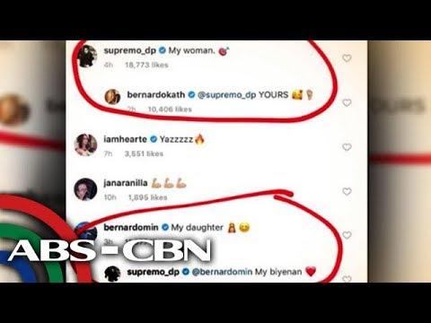 Palitan Ng Comments Ng KathNiel, Pinakilig Ang Fans | UKG