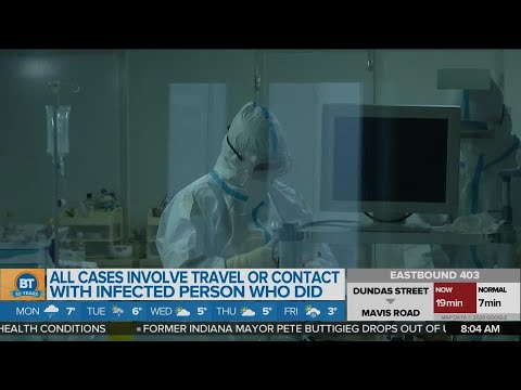 4 new cases of COVID-19 confirmed in Ontario