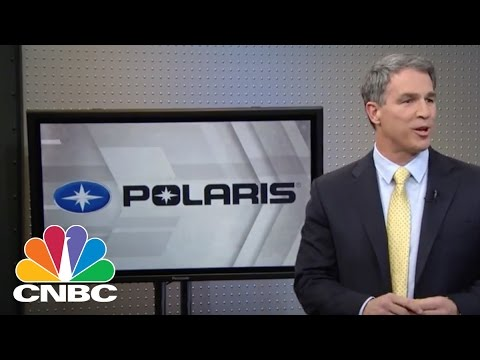 Polaris Industries CEO: Driving A Stock Turnaround | Mad Money | CNBC